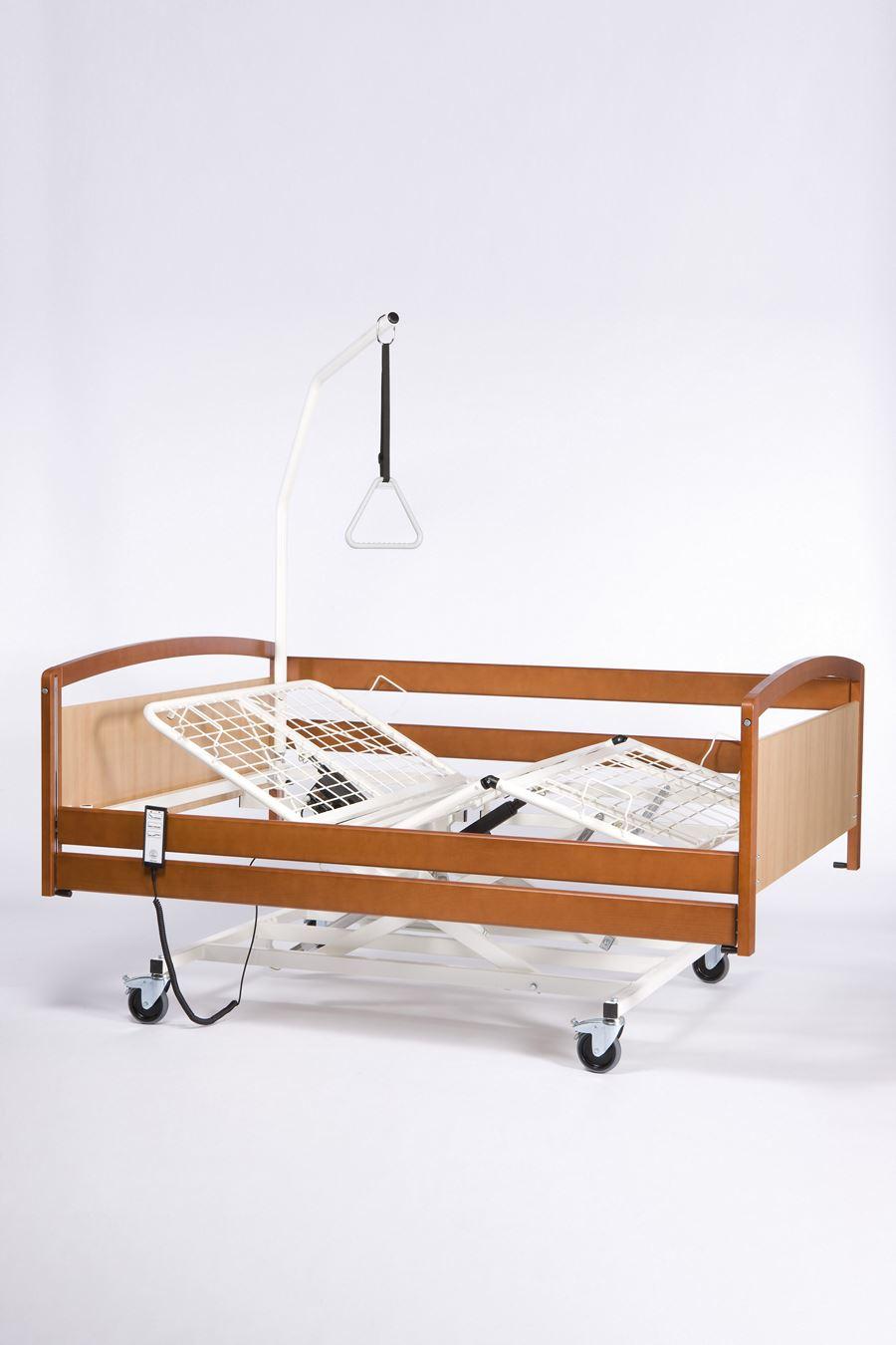 lit m dicalis 140 cm de large les lits m dicaux vente mat riel m dical parapharm. Black Bedroom Furniture Sets. Home Design Ideas